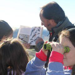 Curso Monitor-Guía Ornitología