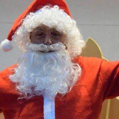 PaPá Noel visitó Pozuelo Cva.
