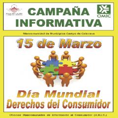 Día Mundial Derechos Consumidor