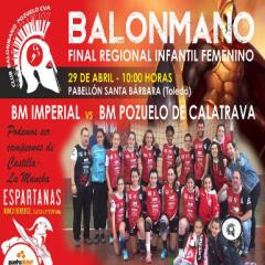 Final Regional Infantil Femenino