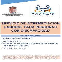 Servicio de Intermediación Laboral para Personas con Discapacidad