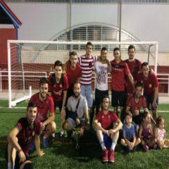 Ganadores Torneo Fútbol 7