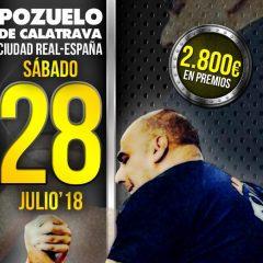 Campeonato Internacional Lucha de Brazos