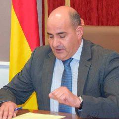 Julián Triguero recibe a Caballero