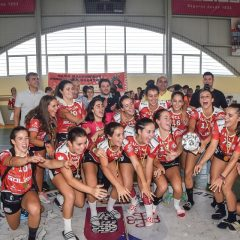 """I Spartan Pozuelo Handball Cup"""