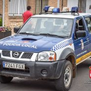 Convocatoria dos plazas Policía Local