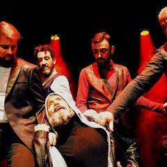 """Teatro: """"Alfonso VIII y judia de Toledo"""""""