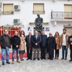 Escultura homenaje a Calixto Honero Calatrava