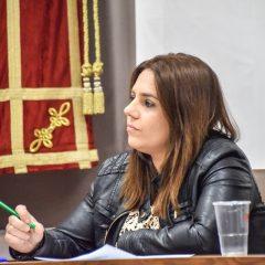 Cristina Fernández Pardo deja su cargo en el Ayuntamiento