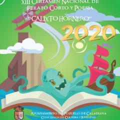 """Fallo XIII Certamen Nacional de Relato Corto y Poesía """"Calixto Hornero"""""""