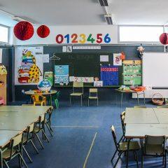 Plaza Monitor de Apoyo Escolar