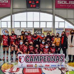 Felicitaciones al Club Balonmano Pozuelo de Calatrava