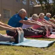 Proyecto de Envejecimiento Activo y Saludable 2021
