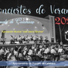 Conciertos de Verano 2021