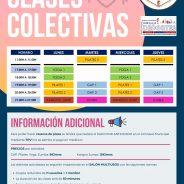 Clases Colectivas Actividades Deportivas