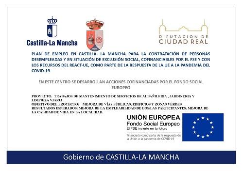Plan de Empleo de Castilla La Mancha