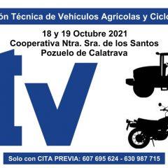 ITV Vehículos Agrícolas y Ciclomotores