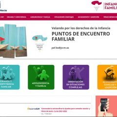 Nuevo Portal de Infancia y Familias de CLM