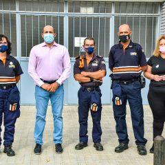 Agrupación de Voluntarios de Protección Civil